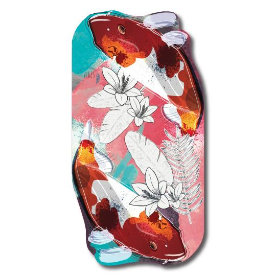 Towel Koy Fish
