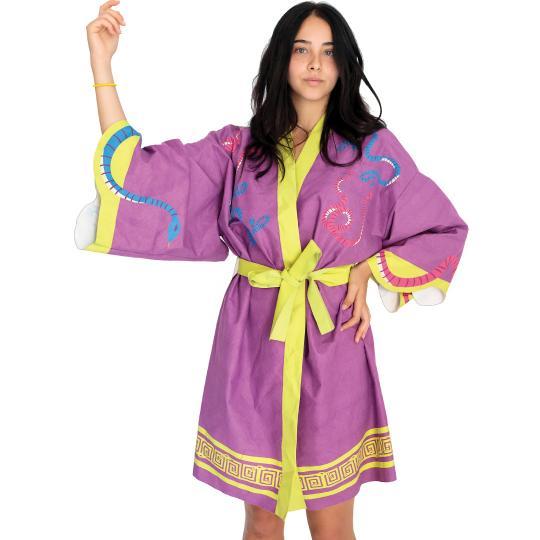 Kimono Medusa Color