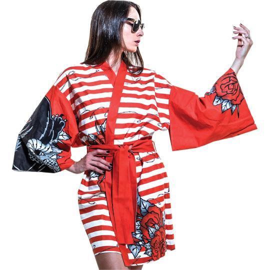 Kimono Panther