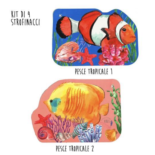 Kit di Strofinacci